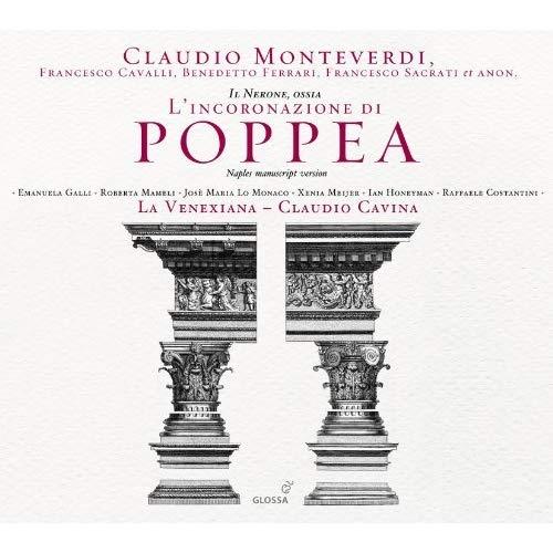 Le couronnement de Poppée [L'incoronazione di Poppea]