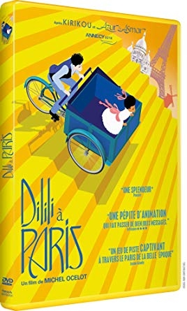 Dilili à Paris | Ocelot, Michel. Réalisateur