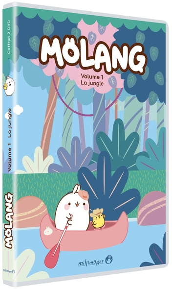 Mölang. Saison 2 - Volume 1, La jungle
