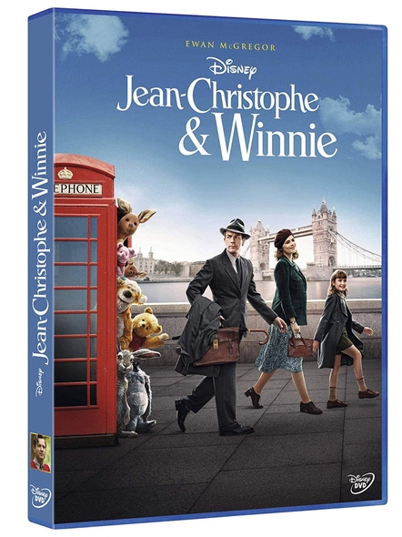 Jean-Christophe & Winnie = Christopher Robin | Forster, Marc. Monteur