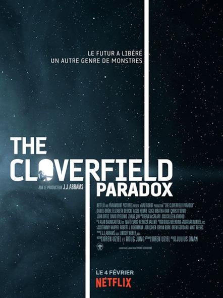 "Afficher ""The Cloverfield Paradox"""