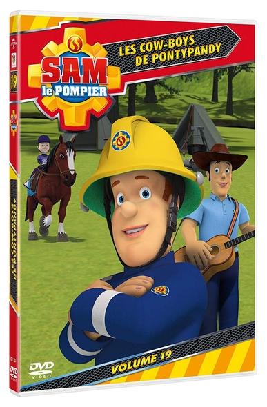 Sam le Pompier . 19, Les cow-boys de Pontypandy / film de Gary Andrews  | Andrews , Gary . Metteur en scène ou réalisateur