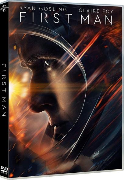 First man : Le premier homme sur la Lune = First Man | Chazelle, Damien. Réalisateur