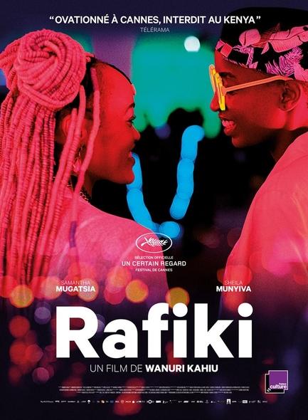 Rafiki | Kahiu, Wanuri. Réalisateur