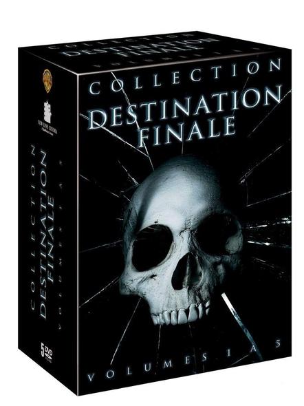 Destination finale / Film de James Wong    Wong, James. Metteur en scène ou réalisateur. Scénariste