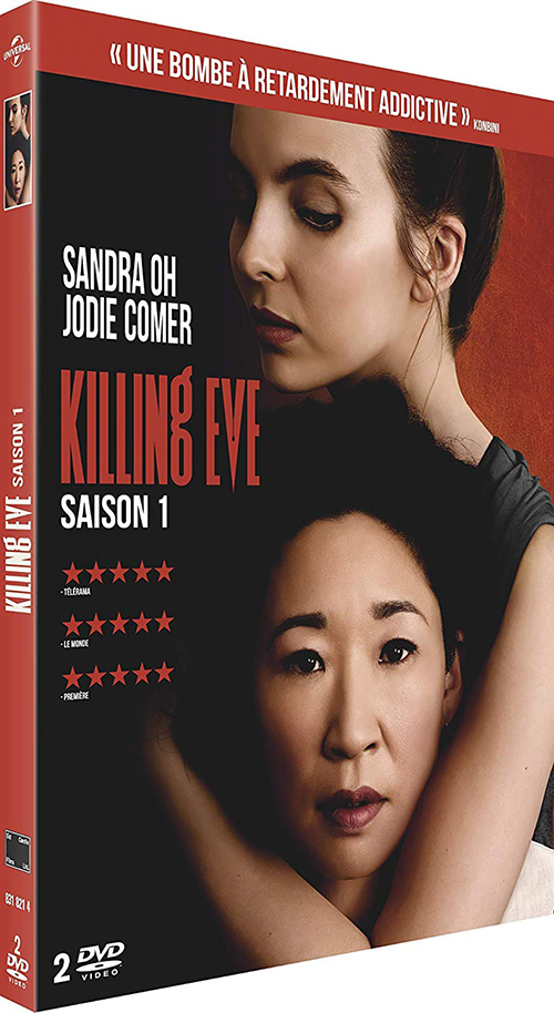 Killing Eve : 2 DVD = Killing Eve | East, Jon. Réalisateur