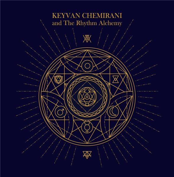 Kevan Chemirani and The rhythm alchemy