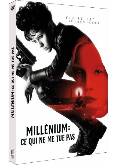 Millénium - Ce qui ne me tue pas = The Girl in the Spider's Web | Alvarez, Fede. Réalisateur