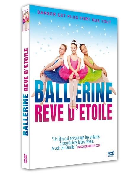 Ballerine : Rêve d'étoile
