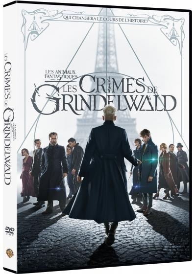 Animaux fantastiques 2, les crimes de Grindelwald (Les) = Fantastic Beasts: The Crimes of Grindelwald | Yates, David. Réalisateur
