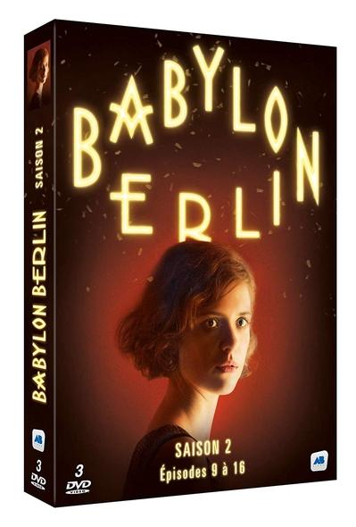 Babylon Berlin : 3 DVD | Handloegten, Henk. Antécédent bibliographique