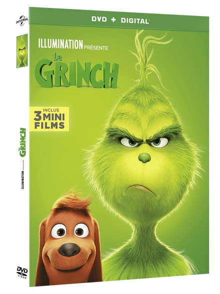 Grinch (Le) = Dr. Seuss' The Grinch | Mosier Yarrow Cheney, Scott. Réalisateur