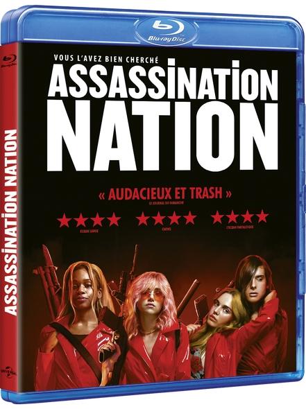 Assassination Nation / Sam Levinson | Levinson, Sam. Metteur en scène ou réalisateur. Scénariste