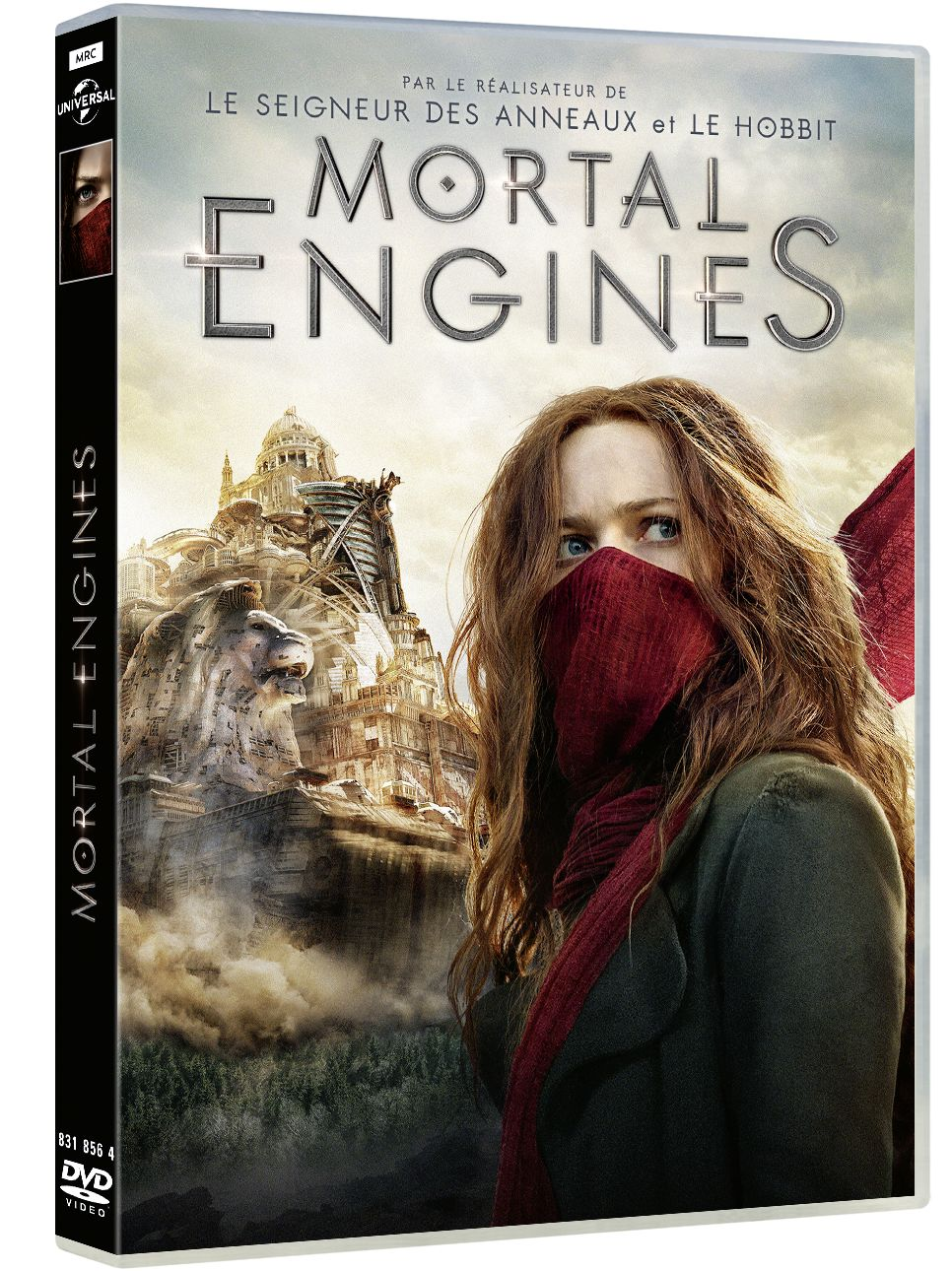 Mortal Engines | Rivers, Christian. Monteur