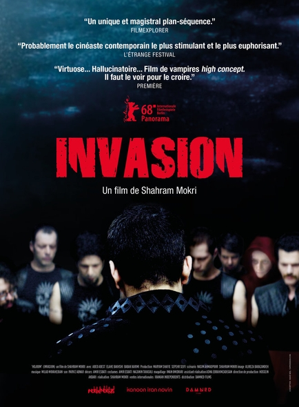 Invasion = Hojoom | Mokri, Shahram. Réalisateur