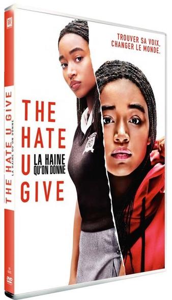 The hate u give : La Haine qu'on donne = The hate u give / George Tillman Jr., réal. | Tillman Jr, George. Metteur en scène ou réalisateur