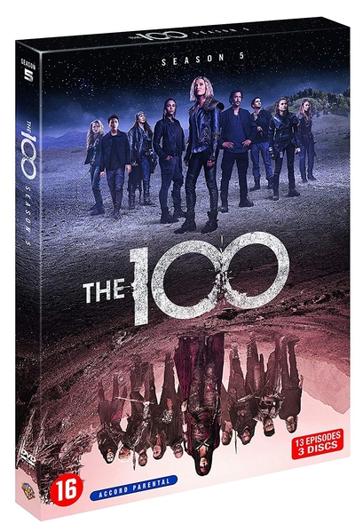 The 100 : saison 5. Saison 5 = The 100 - Season 5 | White, Dean. Monteur