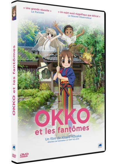 Okko et les fantômes . DVD = Waka Okami wa Sh?gakusei! / Hiroko Reijo, réal.  | Reijo , Hiroko . Antécédent bibliographique