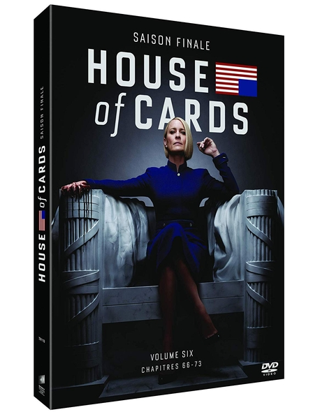 House of Cards : (Saison finale). Saison 6 = House of Cards | Fincher, David. Instigateur
