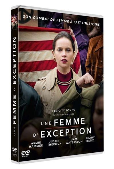 Une femme d'exception / Mimi Leder, réal. | Leder, Mimi - Réal.. Metteur en scène ou réalisateur
