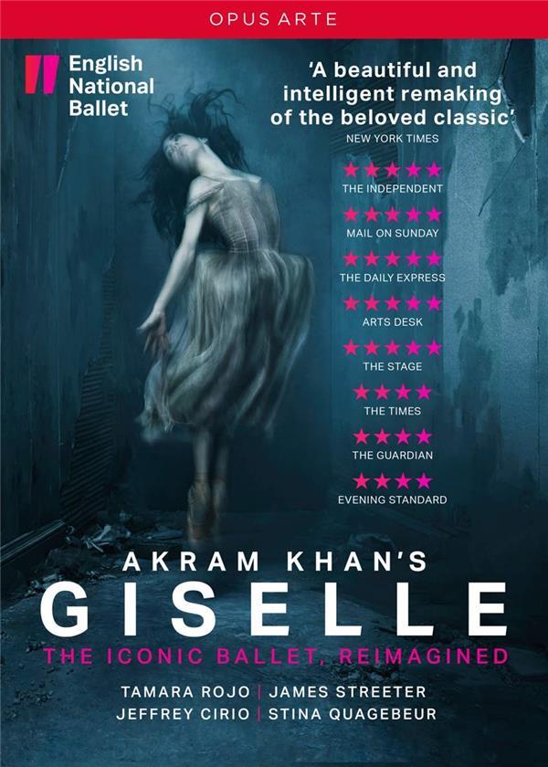 Akram Khan : Gisèle