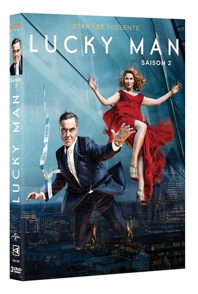 Lucky Man. Saison 2 = Stan Lee's Lucky Man / Andy Hay, David Caffrey, Louise Hooper, Andy De Emmony, réalisation | Hay, Andy. Metteur en scène ou réalisateur