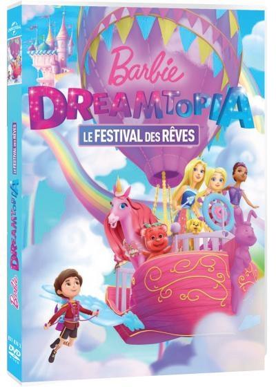 Barbie Dreamtopia - Le Festival des rêves . DVD = Barbie Dreamtopia: Festival of Fun / Eran Lazar, réal.    Lazar , Eran . Metteur en scène ou réalisateur