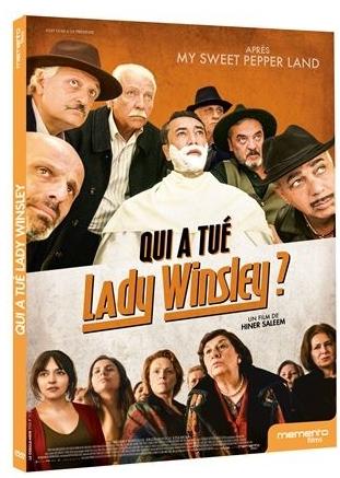 Qui a tué Lady Winsley ? = Lady Winsley / Hiner Saleem, réal. | Saleem, Hiner (1964-....). Metteur en scène ou réalisateur. Scénariste