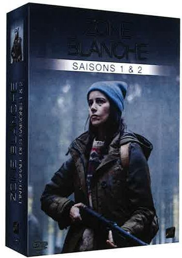 Zone blanche : 3 DVD | Poiraud, Thierry. Réalisateur