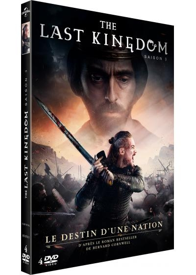 The Last Kingdom. Saison 3, 4 DVD = The Last Kingdom - Season 3 | Hoar, Peter. Réalisateur