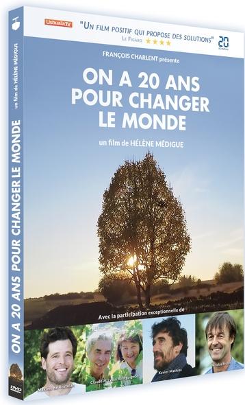 On a 20 ans pour changer le monde / Hélène Médigue, réal. | Médigue, Hélène. Metteur en scène ou réalisateur. Scénariste