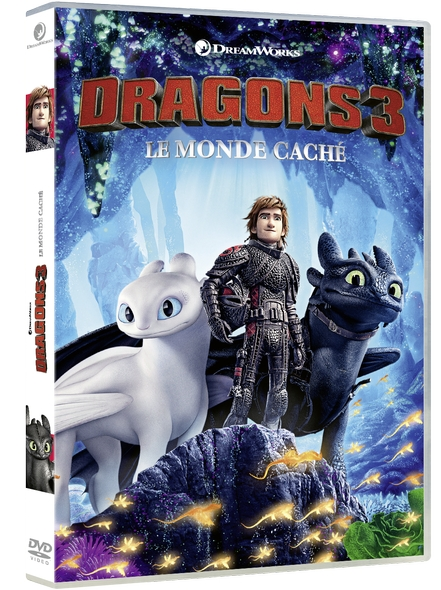Dragons 3 : Le Monde caché = How to Train Your Dragon: The Hidden World | Deblois, Dean. Réalisateur