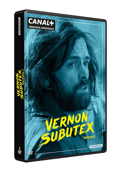 Vernon Subutex : 2 DVD | Verney, Cathy. Réalisateur