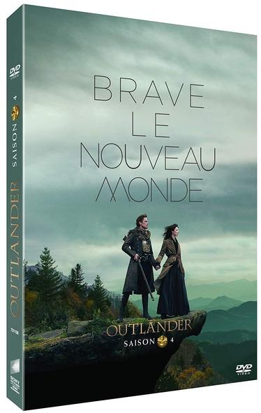 """Afficher """"Outlander brave le nouveau Monde : saison 4"""""""