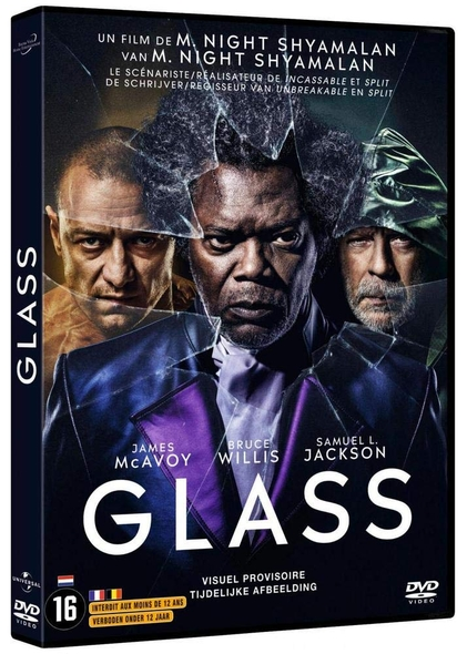 Glass / M. Night Shyamalan, réal., scénario | Night Shyamalan, M. (1970) - Réal.. Monteur