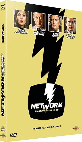 Network : Main basse sur la télévision