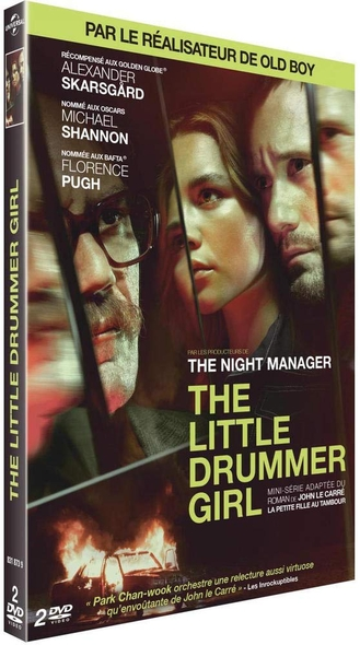 The Little Drummer Girl : 2 DVD | Chan-Wook, Park. Réalisateur