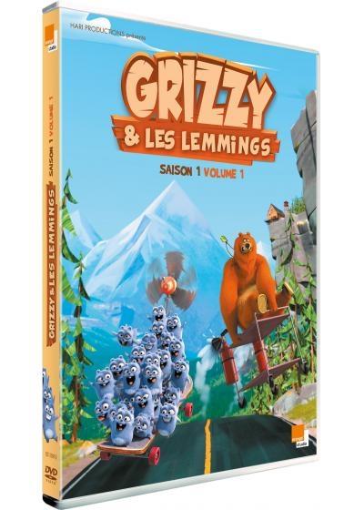 Grizzy & les Lemmings. Saison 1 - Volume 1