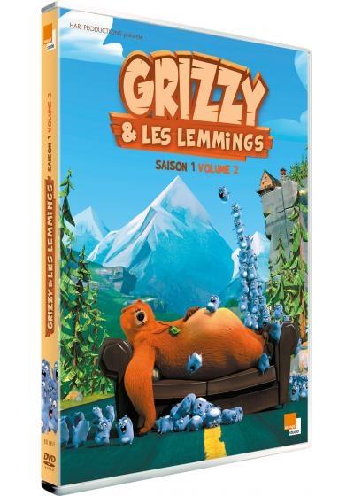 Grizzy & les Lemmings. Saison 1 - Volume 2
