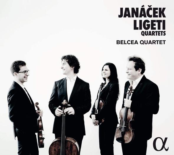 Quartets | Leoš Janáček (1854-1928). Compositeur