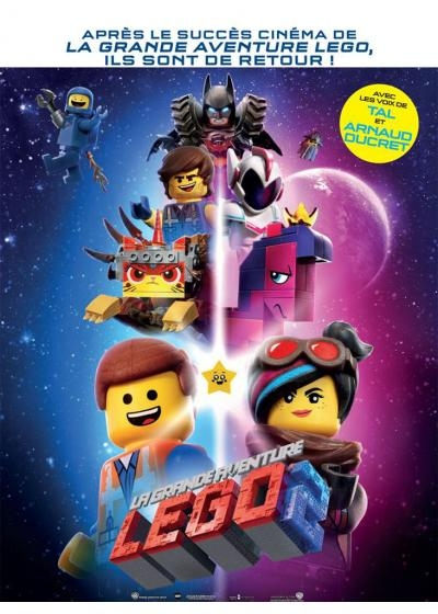 Grande Aventure Lego 2 (La) = The Lego Movie 2: The Second Part | Mitchell, Mike. Réalisateur