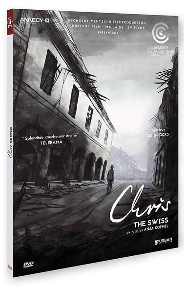 Chris the Swiss    Kofmel, Anja, réalisatrice, scénariste
