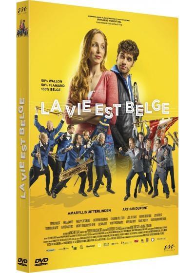 Vie est belge (La) | Bal, Vincent. Monteur