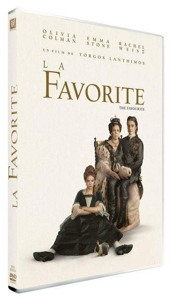 Favorite (La) = The Favourite | Lanthimos, Yorgos. Réalisateur