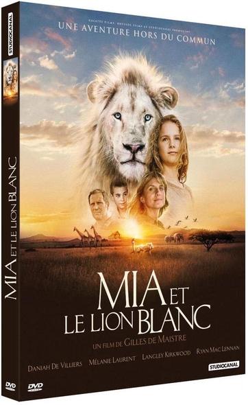Mia et le lion blanc | Maistre, Gilles de. Antécédent bibliographique