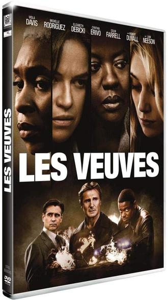 Les veuves / Steve McQueen, réal., scénario | McQueen, Steve (1969-....) - Réal.. Monteur. Scénariste