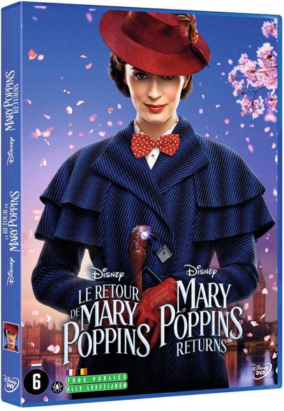Retour de Mary Poppins (Le) = Mary Poppins Returns | Marshall, Rob. Monteur