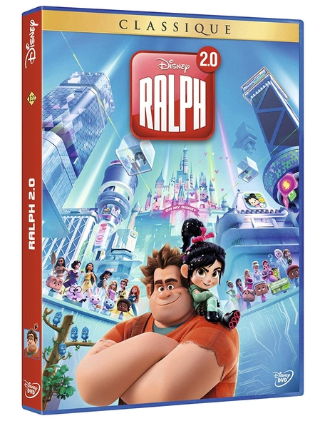 Ralph 2.0 = Ralph Breaks the Internet | Moore, Rich. Réalisateur