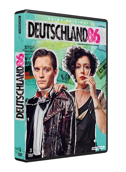 Deutschland 86 : 3 DVD | Cossen, Florian. Réalisateur