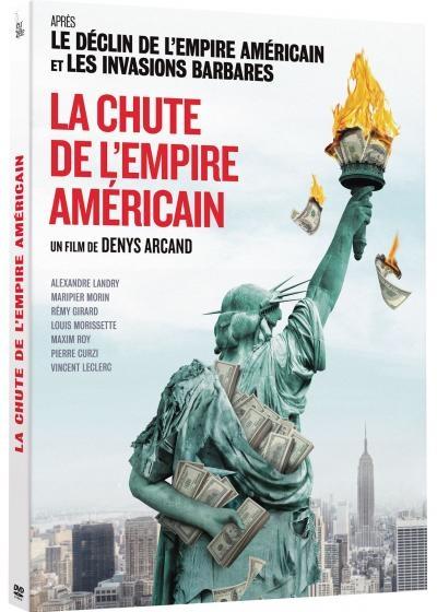 La Chute de l'empire américain   Arcand, Denys, réalisateur, scénariste